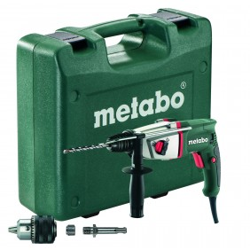 Marteau perforateur SDS+ 800W BHE 2644 en coffret - 690951000 METABO