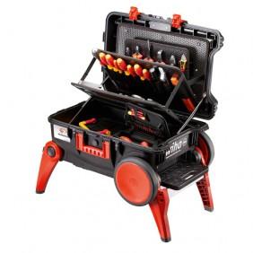 Trolley de maintenance XXL III - 100 outils WIHA