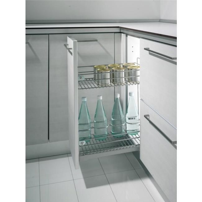 Paniers porte-bouteilles - Quadro 2102 - 25 Kg INOXA