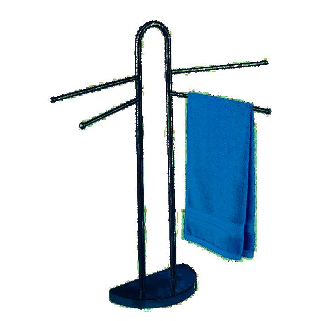 Porte-serviette - 4 bras mobiles - Cosenza WENKO