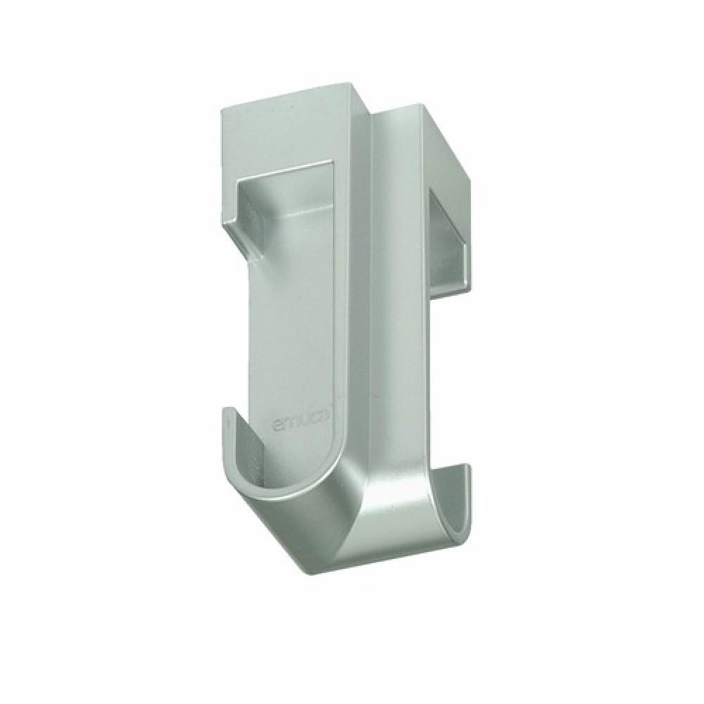Tringle D Angle Dressing support d'angle plastique pour tube de penderie 30x15 emuca sur bricozor