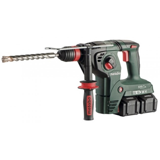 Marteau perforateur burineur 36 V - batterie - KHA 36-18 LTX 32 METABO