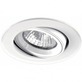 Spot encastré - orientable - aluminium - Speed 70 - 230V ARIC
