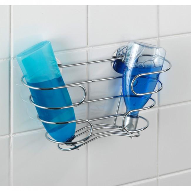 Étagère murale - Idéal shampoing - Fixation Turbo-Loc WENKO