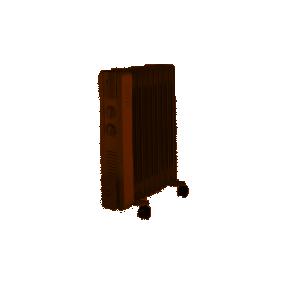 Radiateur à bain d'huile - Différentes puissances - Win YPSOS