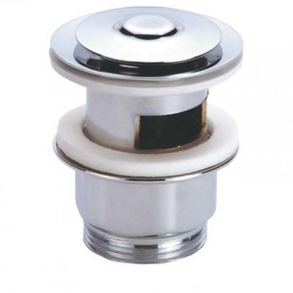 Bonde De Lavabo Design à Clapet Automatique Avec Trop Plein Nicoll