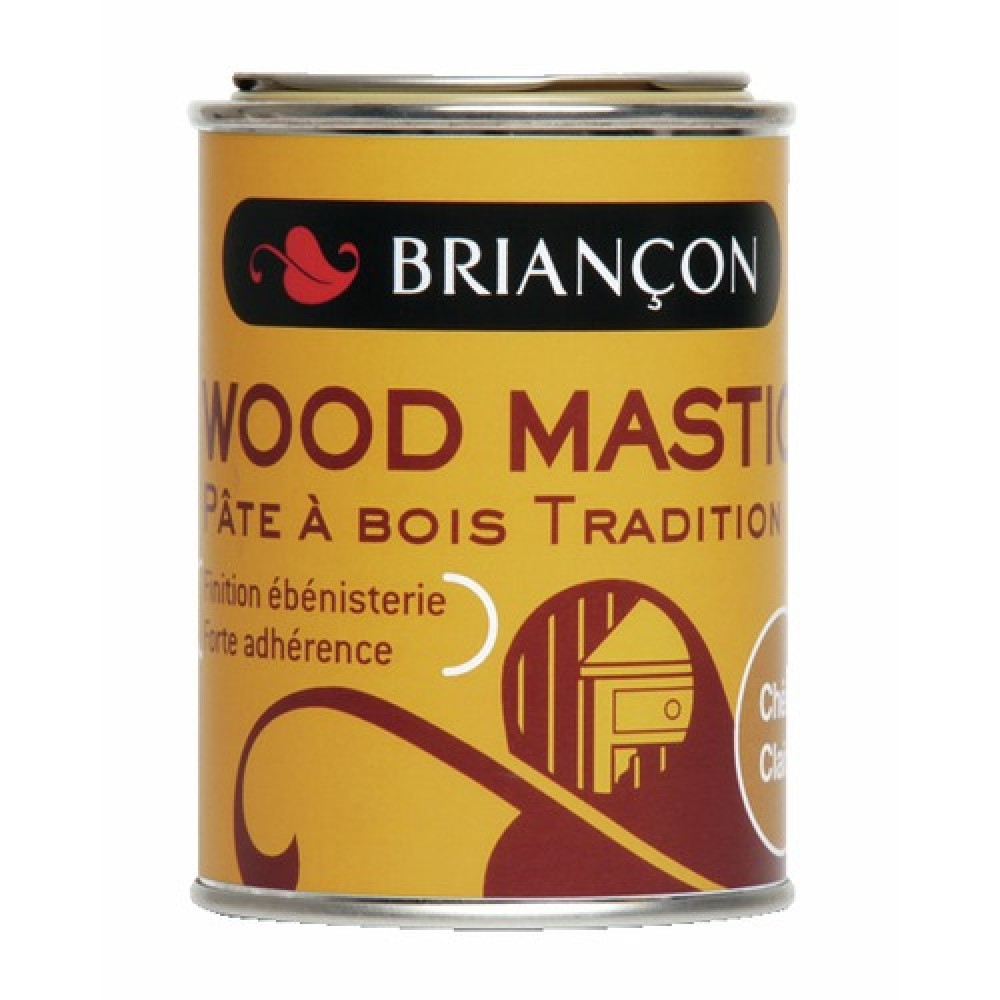 P Te Bois Traditionnel Wood Mastic Briancon Bricozor