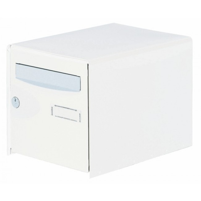 Boîtes aux lettres Probox double face, blanc DECAYEUX