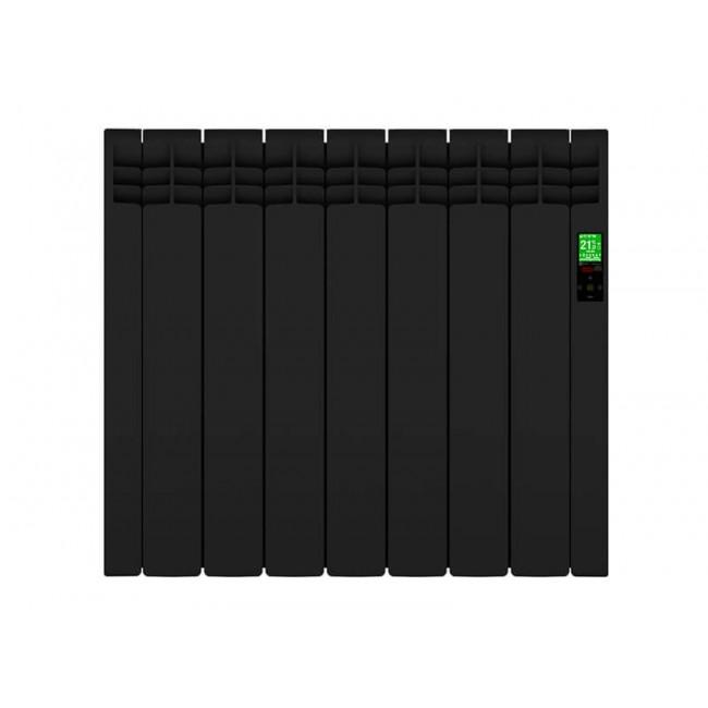 Radiateur électrique à fluide caloporteur - Delta Ultimate Wifi - Anthracite ROINTE