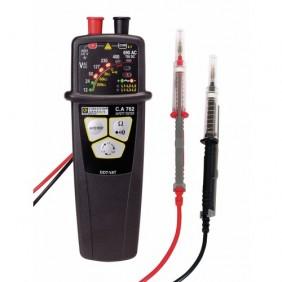 Testeur de tension VAT/DDT - pointes de touche IP2X - CA 762 CHAUVIN ARNOUX