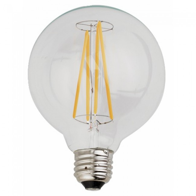 Lampe LED - forme sphérique - culot E27 - Globe KODAK LED LIGHTING