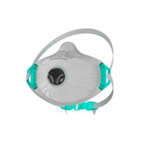 Demi-masque jetable coque FFP3 - ignifugé - Zero 32C BLS