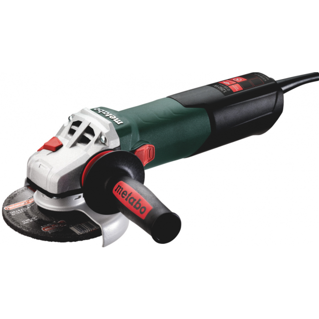 Meuleuse d'angle 125 mm 1250W - W12-125 QUICK - 600398920 METABO
