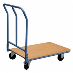 Chariot à dossier rabattable - capacité 250 kg FIMM