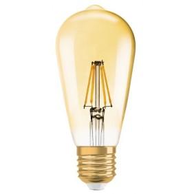 Lampe LED vintage ST64 edison 1906 E27 OSRAM