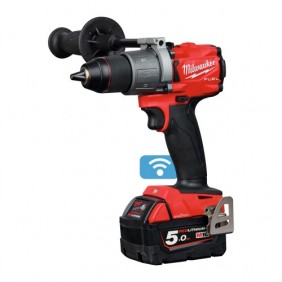 Perceuse visseuse 18 V - M18 ONEDD2-502X - 135 Nm - 2 batteries MILWAUKEE