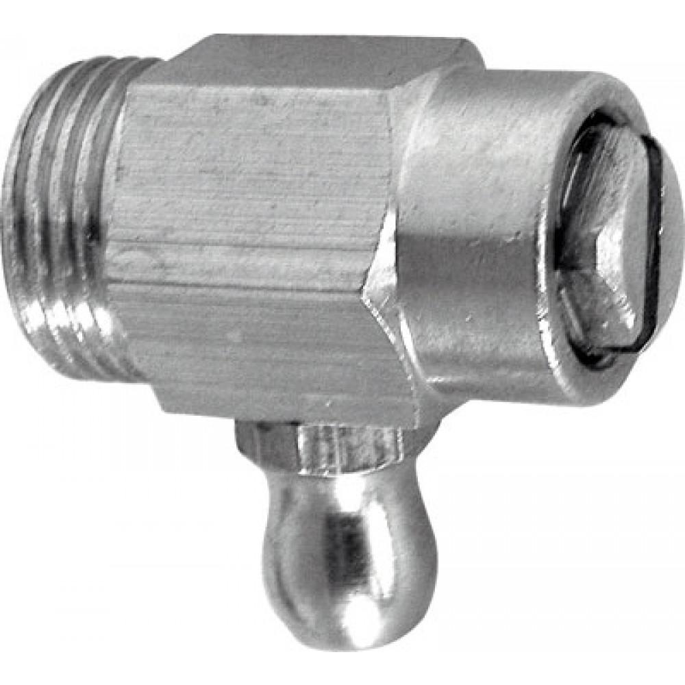 Robinet de vidange de radiateur en laiton thermador bricozor - Robinet de vidange pour radiateur ...