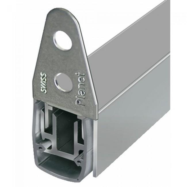 Plinthe automatique pour menuiseries métallique, aluminium ou acier - MF PLANET