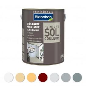 Peinture sol couleur BLANCHON