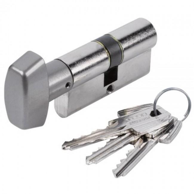 Cylindre à bouton varié - profil européen - 5 goupilles - TE-5 TESA Sécurité