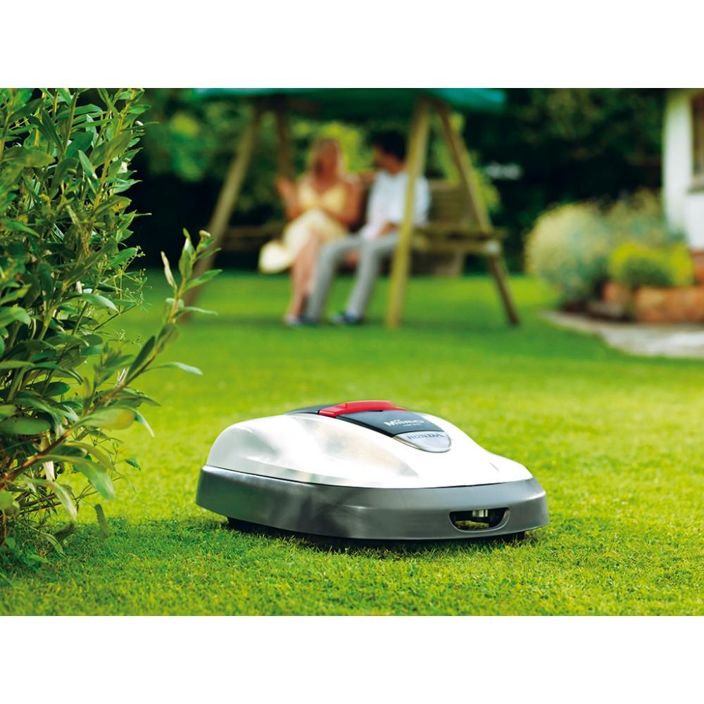 Robot tondeuse surface de tonte 3000 m2 miimo 520 for Tonte de pelouse a domicile