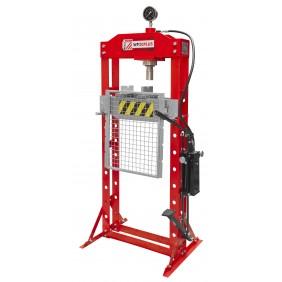 Presse hydraulique puissance 20 tonnes - WP20PLUS HOLZMANN