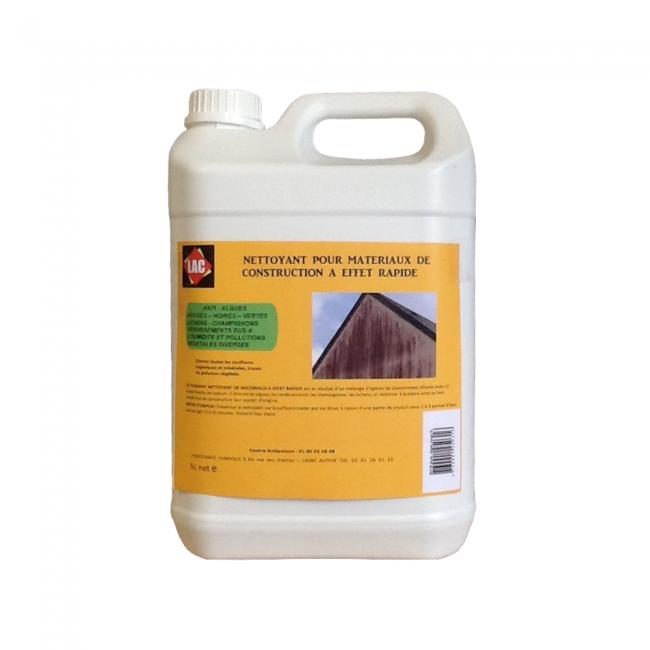 Nettoyant façade et pierre - effet rapide - 5 litres ASSISTANCE CHIMIQUE