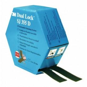 Ruban adhésif - autoagrippant - ouvrable et refermable - Dual Lock 3M