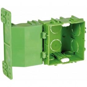 Boîte d'encastrement pour maçonnerie - chambranle - carrée - XL Tradi EUROHM