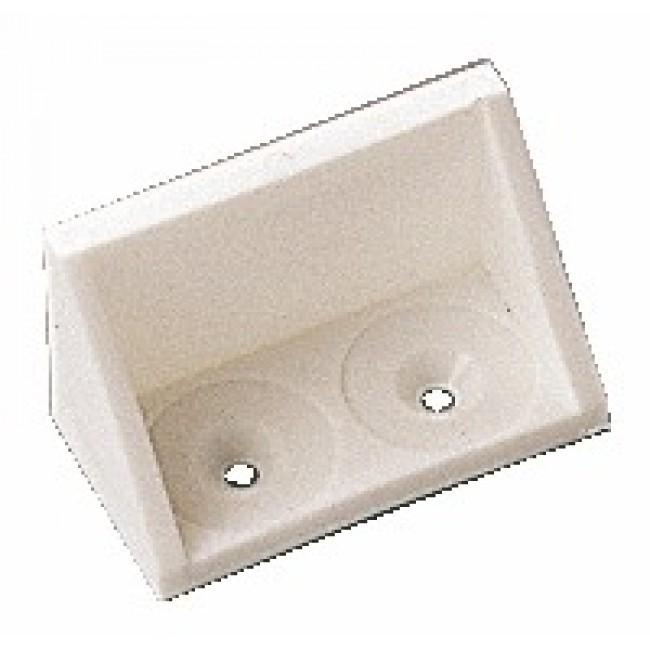 Taquets équerre pour étagère, SystemTac multifonctions 2196 PRUNIER
