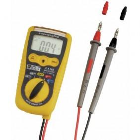 Multimètre numérique de poche CA 703 CHAUVIN ARNOUX