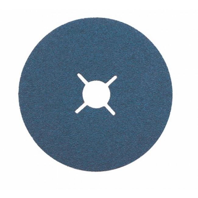Abrasifs disques fibre zirconium 125 mm ZF 713 VSM