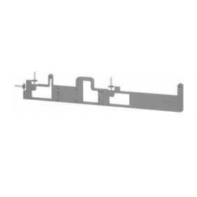 Gabarit de perçage pour ferme porte DC 700 Close Motion - A176 VACHETTE