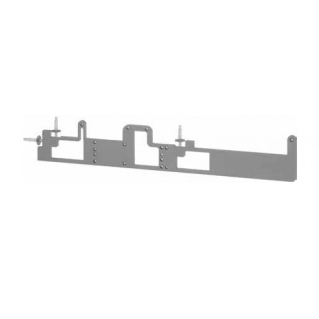 Gabarit de perçage - pour ferme-portes DC - A176 VACHETTE
