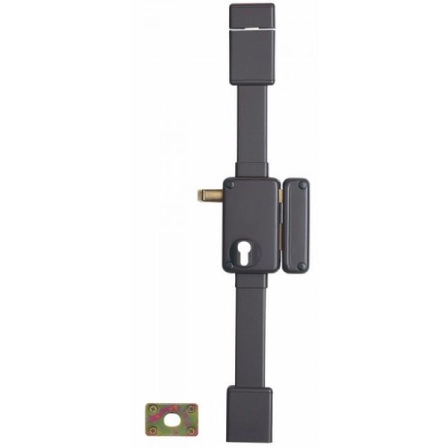 Serrure en applique verticale à tirage - 3 points - Beluga FTH THIRARD