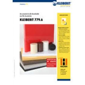 Colle thermoplastique - pour plaqueuses de chants Holzher - 779.6 KLEIBERIT