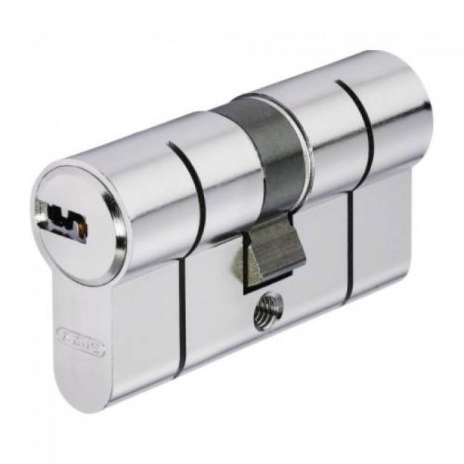Cylindre débrayable varié à profil européen - 6 goupilles - D66 ABUS