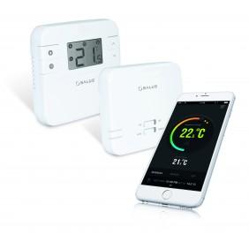 Thermostat programmable connecté RT310i - sans fil SALUS