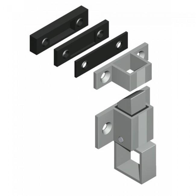 loqueteaux pour ch ssis aluminium la crois e ds bricozor. Black Bedroom Furniture Sets. Home Design Ideas