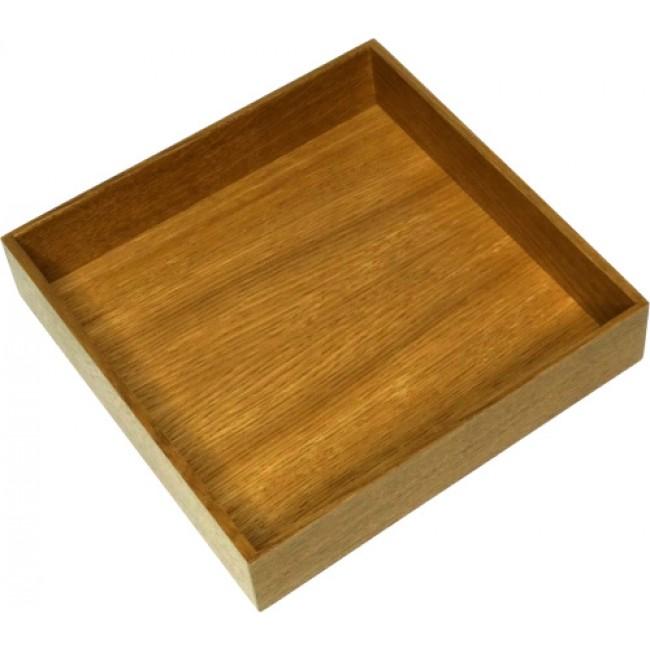 Boîte de rangement bois avec poignée FineLine MosaiQ KESSEBÖHMER