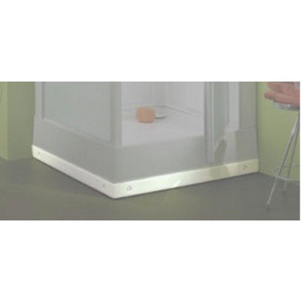 réhausse pour cabine de douche surf 4 - 70x70 cm | bricozor