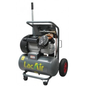 Compresseur d'air à piston - 24 litres 3,5 CV - MaxAir 20-24 Lacmé