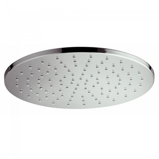 Pommeau de douche ronde - diamètre 200 mm - Métal ALPI SPA
