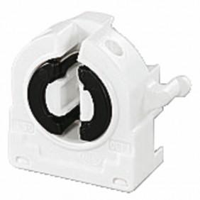 Douilles pastille à clipser pour tubes fluo T8 - Culot G13 ORBITEC