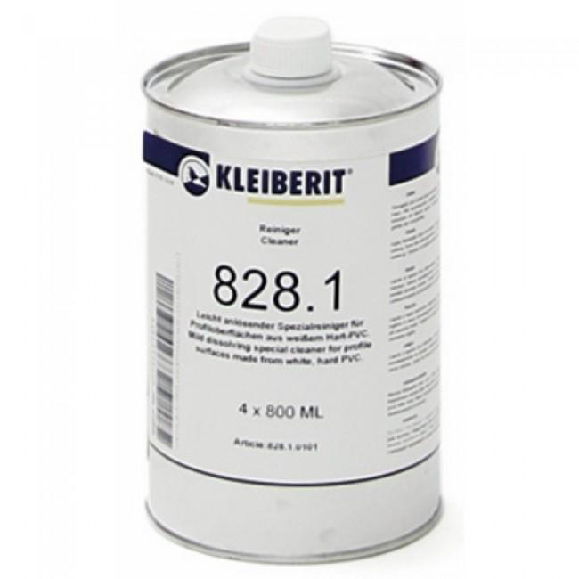 Nettoyant PVC - détachant - non corrosif - 828.1 K10 KLEIBERIT