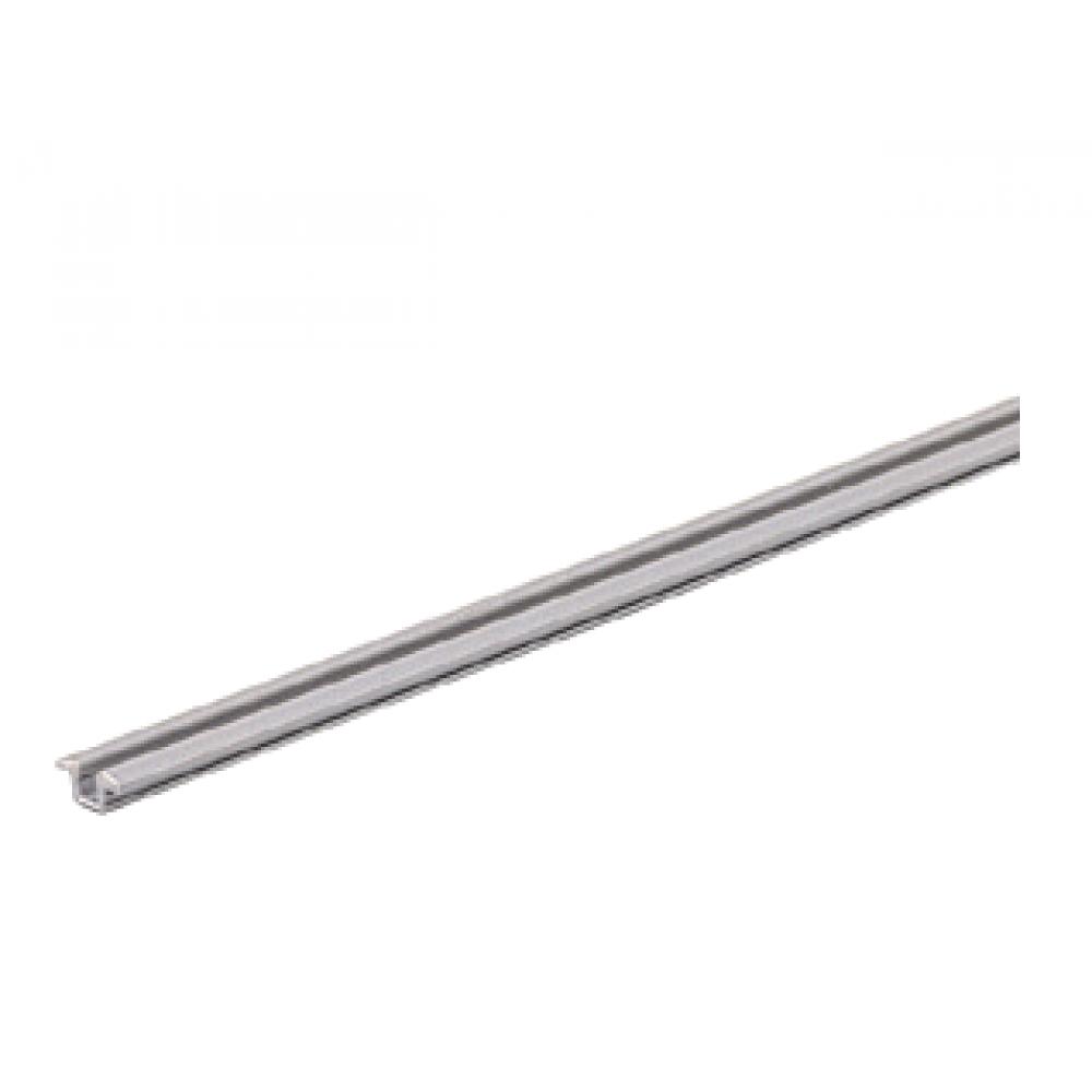 Rail de porte coulissante aluminium pour slideline 55 - Rail en aluminium pour porte coulissante ...