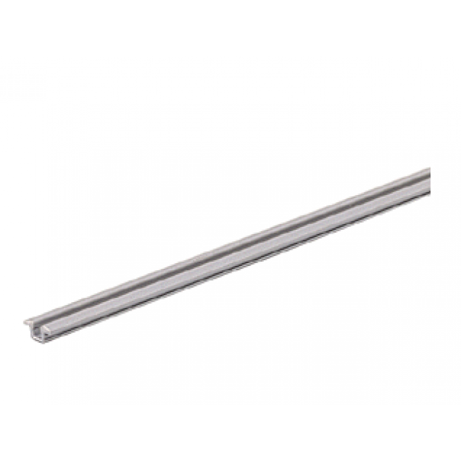 Rail De Porte Coulissante Aluminium Pour Slideline 55 Hettich Bricozor