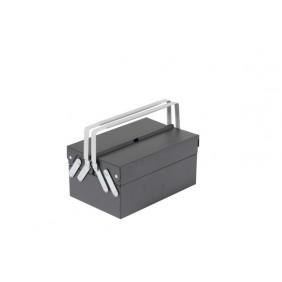 Boîte à outils - 3 compartiments - cadenassable - BO32-3 Sori