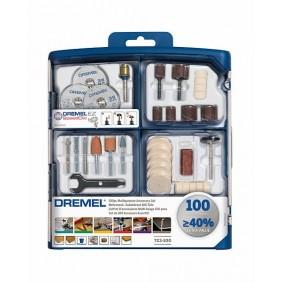 Coffret 100 accessoires multi-usages 2615S723JA DREMEL