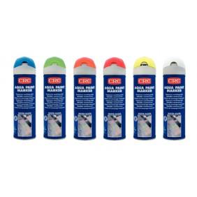 Peinture de marquage provisoire - à base d'eau - Aqua Paint Marker CRC